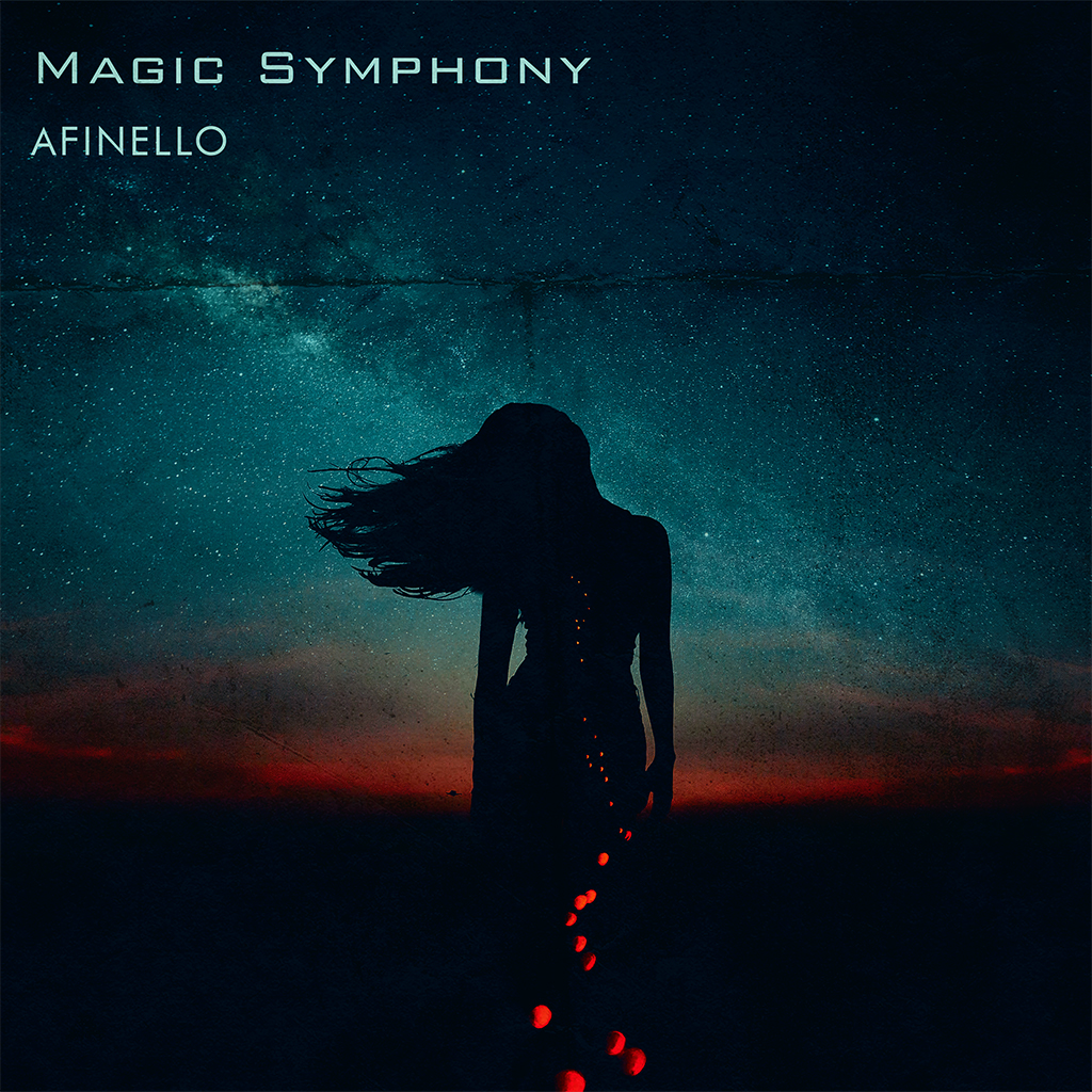 Magic Symphony CD Cover